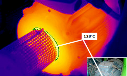 NDT Method - Infrared Thermographic Testing