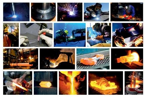 Seminars in the field of welding